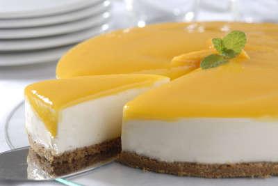 Cheesecake de Manga Diet
