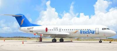 Aviao da InselAir 8