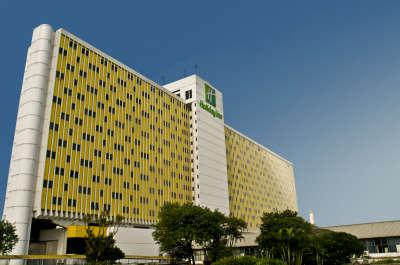 Fachada do Holiday Inn Parque Anhembi_Crédito Holiday Inn Parque Anhembi