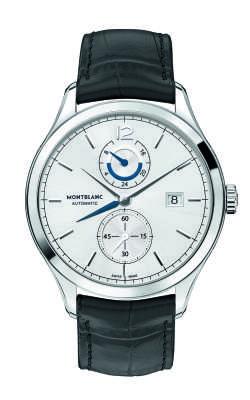 Montblanc Heritage Chronométrie Dual Time - Front 112540