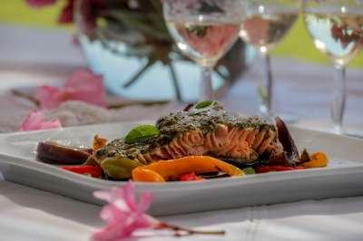 03 Salmon Marinado al Pesto C