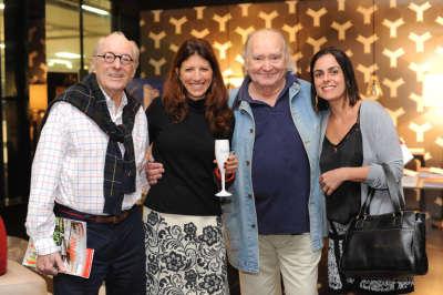 Atilio Baschera, Taissa Buescu, Greg+¦rio Kramer e Ana Montenegro 2 - Cópia