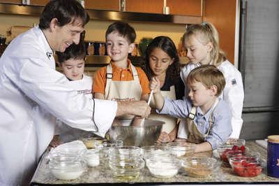 Culinary Arts Center kids 1