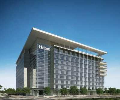 Hotel Hilton Barra Rio de Janeiro_fachada1