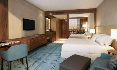 Hotel Hilton Barra Rio de Janeiro_foto apartamento