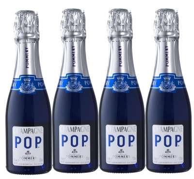 Champagne Pommery Pop Brut 200ml_R$98