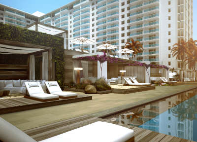 1 Hotel South Beach Canaba Views
