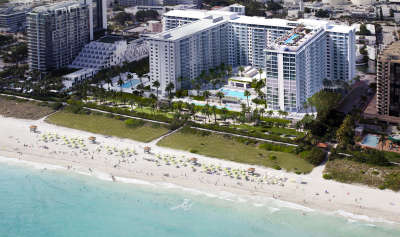 1 Hotel South Beach Property Rendering