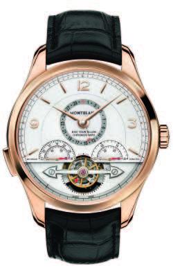 Montblanc Heritage Chronométrie ExoTourbillon - Front 112542 B