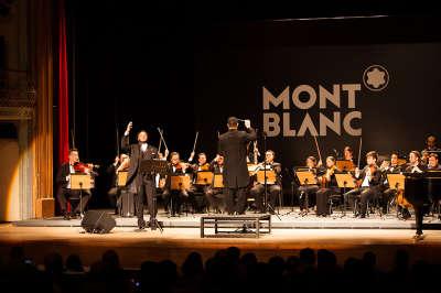 Rinaldo Viana, Tenor; Diogo Marques, Maestro; Orquestra Mozart