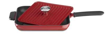 KitchenAid - Frigideira Grill Panini R$ 599