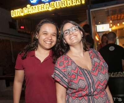 Amanda Fernandes e Eloah Cristina