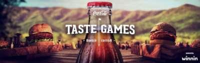 Tastegames