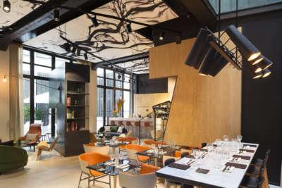 Cópia (2) de H.Cinq Codet - Restaurante - Bar lounge 2